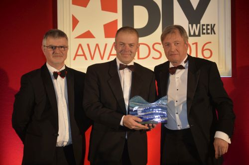 RDT Monument Tools Benefactor Award