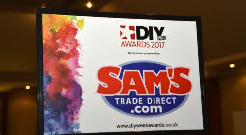 Sponsor - Sams Logo Board
