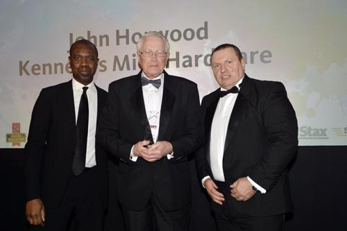 Winner Business Initiative Kennedys MICA and Sponsor Henkel