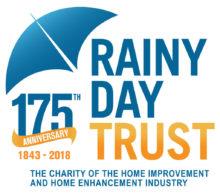 RAINY DAY 175TH LOGO