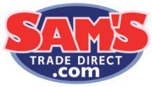 Sams trade logo