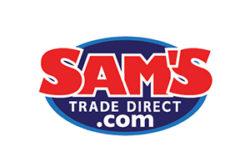 Sams Trade Direct Logo Web